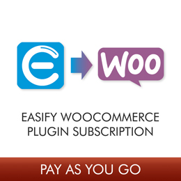 Easify WooCommerce Plugin Monthly Subscription