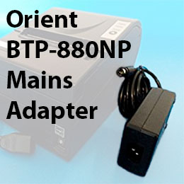 Replacement Mains Power Supply Unit for BTP-R880
