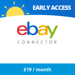 Ebay Connector Monthly Subscription